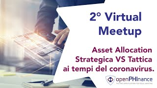 Virtual Meetup - AAS VS AAT in tempo di crisi