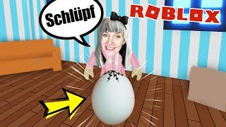 Roblox: ADOPT ME - Nina hatches an egg to become a mother | From baby to adult