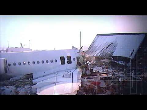 Lezuhant egy utasszállító repülőgép Kazahsztánban letöltés