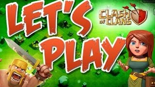 Let's play Clash of Clans #003 Champion angriff !?