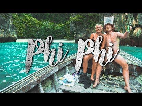 Koh Phi Phi Island - Thailand - Cinematic vlog 13