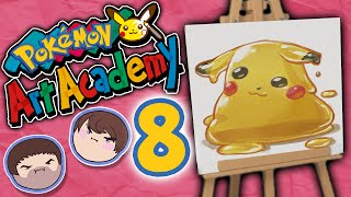 Pokemon Art Academy: Who Are You!?! - PART 8 - Grumpcade