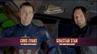 Disney Movie Surfers 2016: Captain America: Civil War