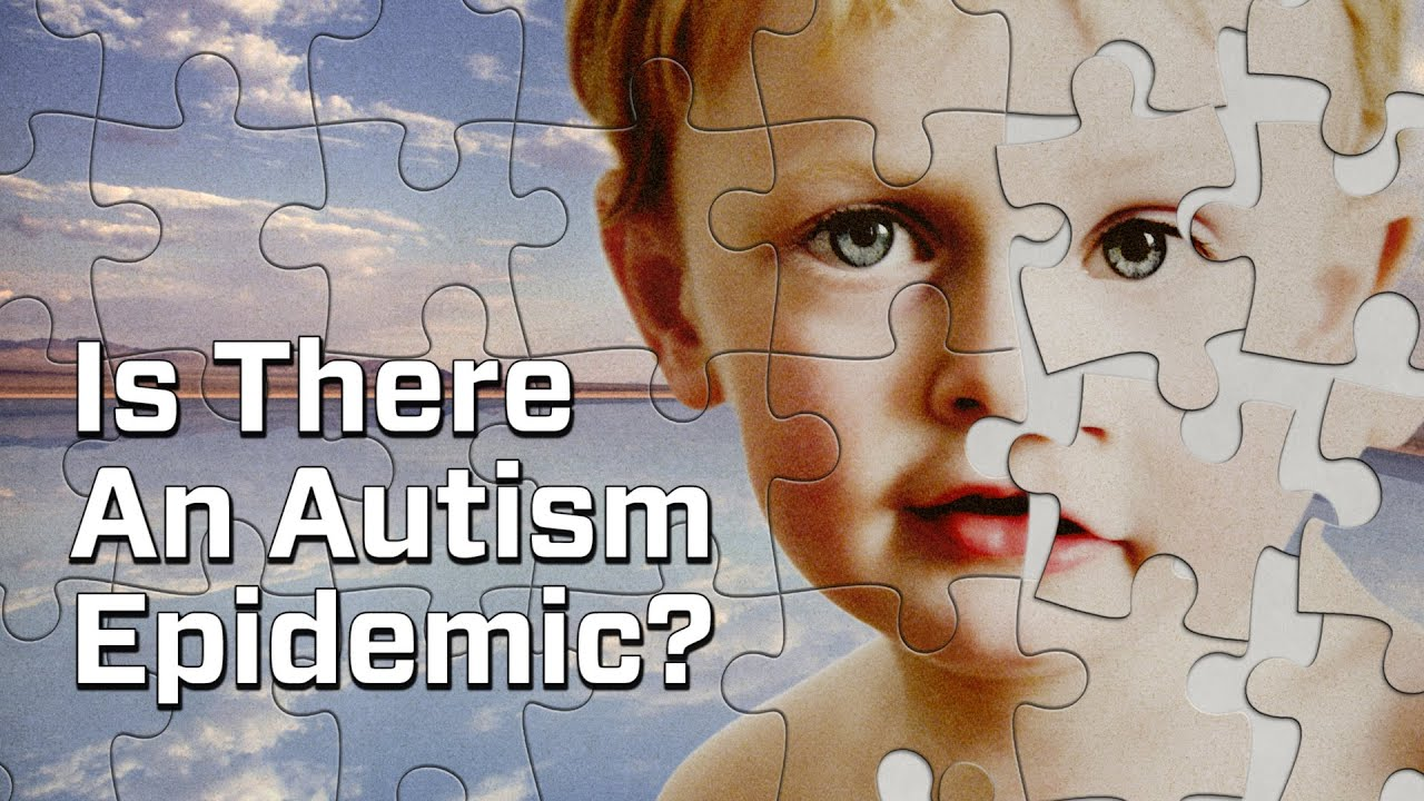 What If There Is No Autism Epidemic >> There Is No Autism Epidemic Youtube