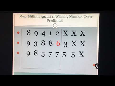 The Dster Method Matrix Will Win The Big Lottery Jackpot For Mega Millions!