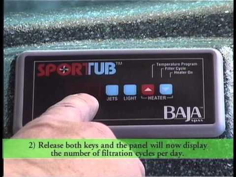 Baja SporTub Series Operations Video