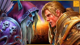 За ОРДУ или За АЛЬЯНС? | World of Warcraft | Evoice Erebus