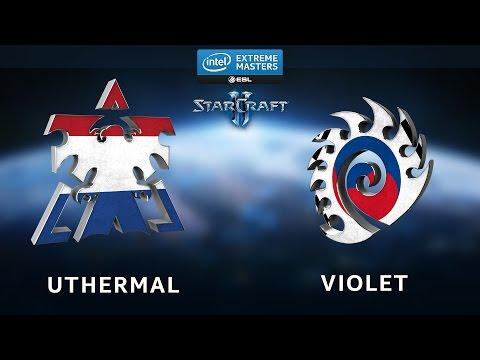 StarCraft 2 - uThermal vs. viOLet (TvZ) - IEM Shanghai - Semifinal