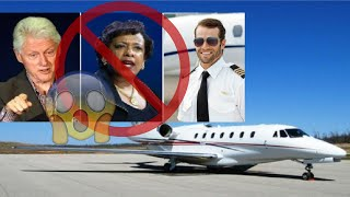 Clinton/Lynch Pilot Breaks His Silence on What Was Said?