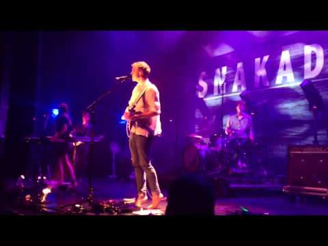 Snakadaktal - Too Soon LIVE MELBOURNE 2013