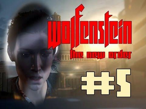 Wolfenstein The New Order | AL RESCATE | Español | #5
