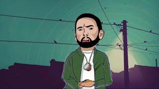 Eminem - Black Magic (Music Video) [Animated] Ft. Skylar Grey