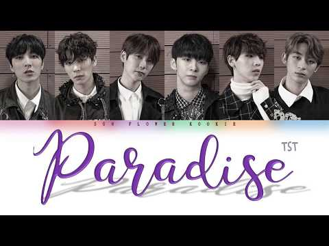 "TST - ""Paradise"" (Color Coded Lyrics//Han-Rom-Eng)"