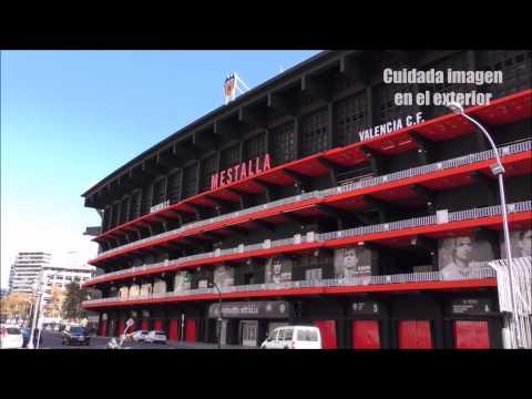 Remodelación de los Estadios de Mestalla y del Ciutat de Valencia
