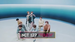 NCT 127 - 'TOUCH' Dance Choreography from MTV ASIA