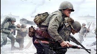 """ФИЛЬМ """"ЗОВ ДОЛГА: ВТОРАЯ МИРОВАЯ"""" 2017 (игрофильм Call of Duty: WWII) [60fps, 1080p]"""