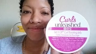 3 day review   curls unleashed curl boosting jelly