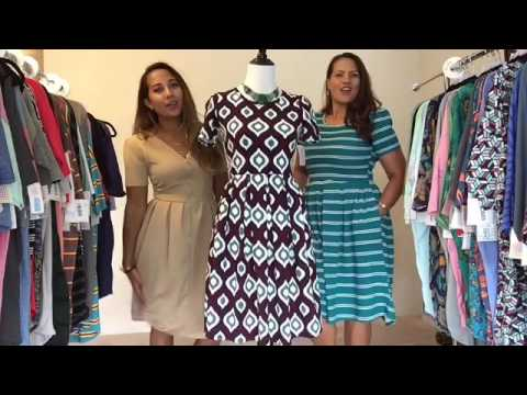 b54082abdef LULAROE Amelia Dress with the Partistas - YouTube