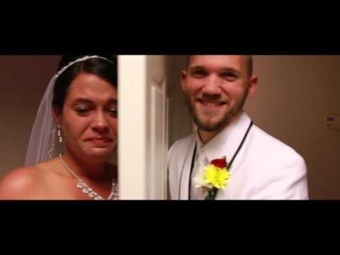 Marshall Wedding - First Look