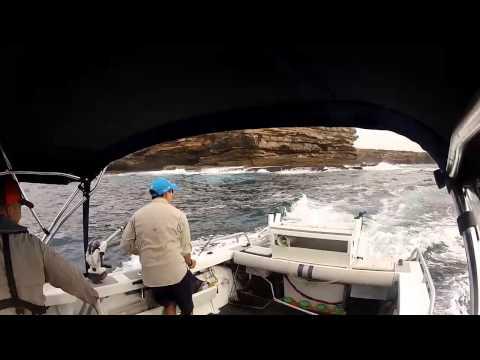 Downrigging For Sydney Kingfish 2015