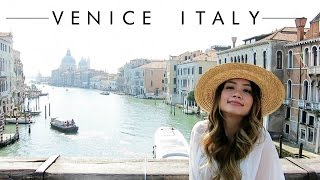Travel Vlog: Venice, An Italian Love Affair | HAUSOFCOLOR