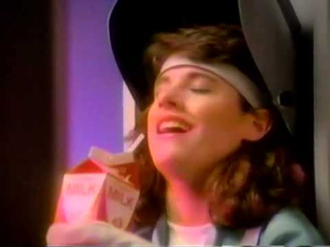 Commercial - Pennsylvania Dairy Make It Milk (1986)
