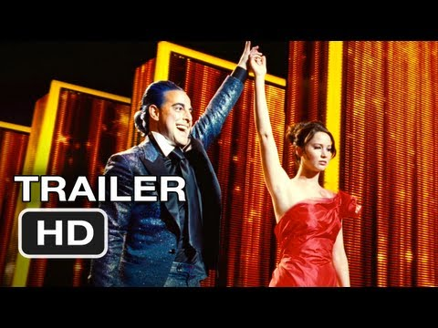 The Hunger Games Official Trailer #1 (2012) - HD Movie