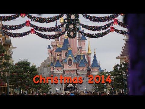 Christmas 2014 at Disneyland Paris