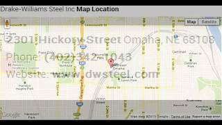 Drake-Williams Steel Inc Corporate Office Contact Information Thumbnail