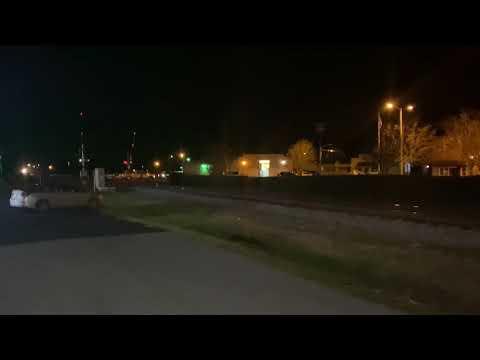 CSX Q037 In Marshville, NC