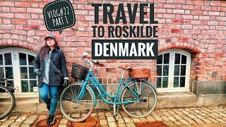 Travel to ROSKILDE DENMARK-Part 1/ Vlog#22/ Travel Life in Europe