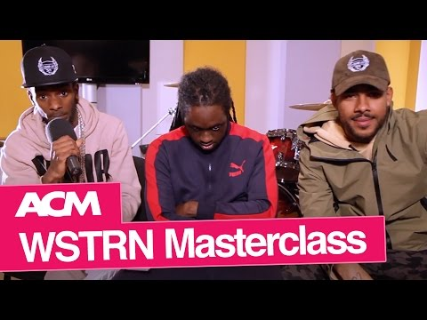 """Stay True to Yourself"" - WSTRN Masterclass at ACM London"