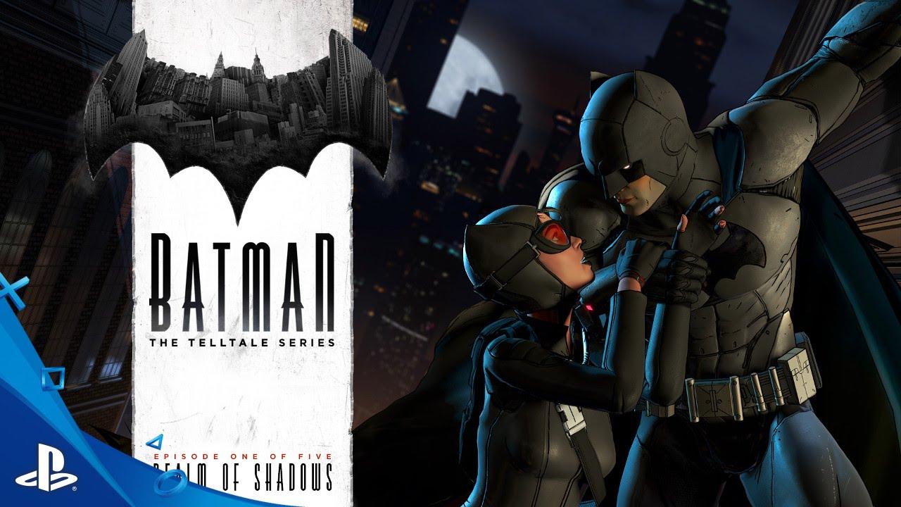 Batman: The Telltale Series ile ilgili görsel sonucu