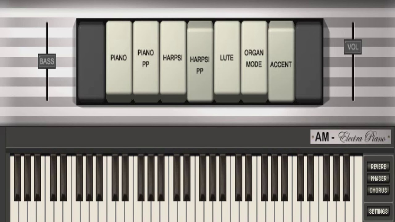 Download Free Electra Piano emulation plug-in: RMI-EP by AM