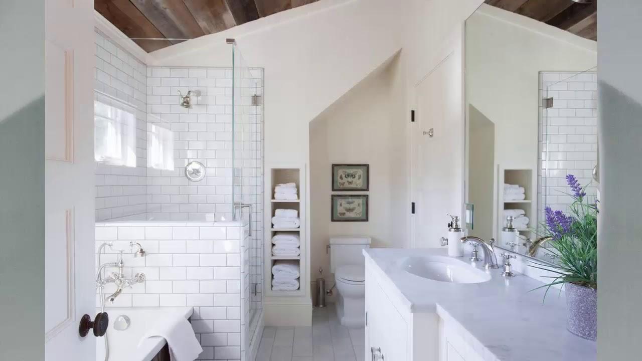 moderne badezimmer dachschräge ideen | Haus Ideen - YouTube