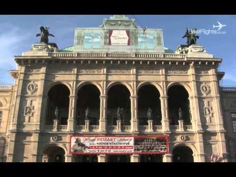 Travel Guide to Vienna, Austria