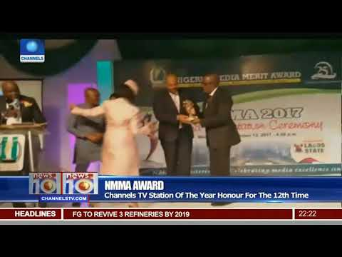 Channels Television Emerges TV Station Of The Year For 12th Time