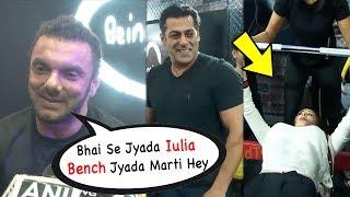 Sohil Khan Talk About Salman Khan And Girlfriend Iulia Vântur