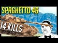 ► Progetto M35 14 KILLS 💣 - World of Tanks Progetto 46 Gameplay
