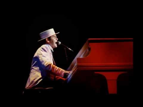 Elton John - With Band - Worcester (1984) (Radio FM Recording)