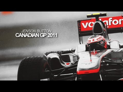Jenson Button | Canadian Grand Prix 2011  [HD]
