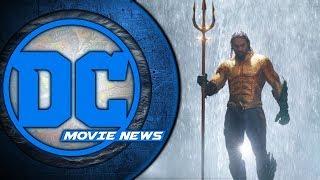 Aquaman Reviews! Reeves Batman Script, DC Universe Castings! - DC Movie News