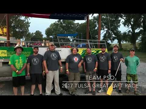 2017 Team PSO: Tulsa Great Raft Race