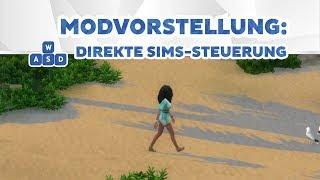 Sims-Steuerung direkt über die Tastatur! | Modvorstellung | sims-blog.de