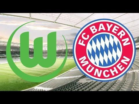 Wolfsburg VS Bayern Munich 1-6 All Goals + Highlights (08/03/2014)