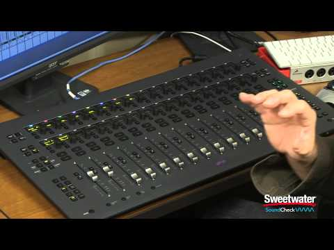 Avid Pro Tools S3 Control Surface Review - Sweetwater's SoundCheck Vol. 1