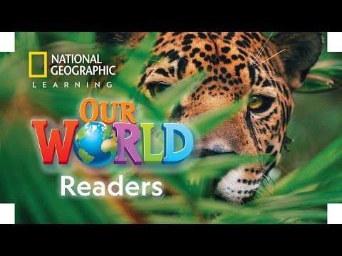 Our World Readers bring storytelling to the young learner classroom