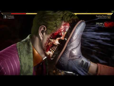 Mortal Kombat 11 - Just you wait for the Punchline!  