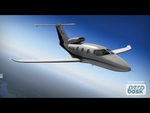 Aerobask - Epic Victory - Presentation & Tutorial Flight