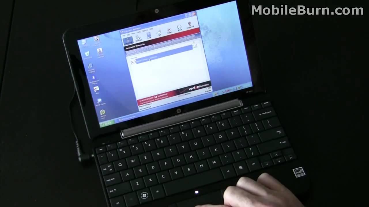 HP Mini 1151NR Drivers Windows 7